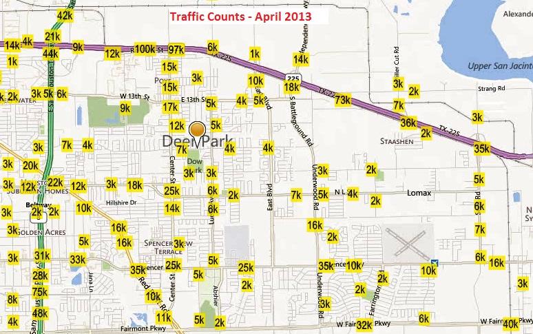 City Maps | Deer Park, TX - Official Website
