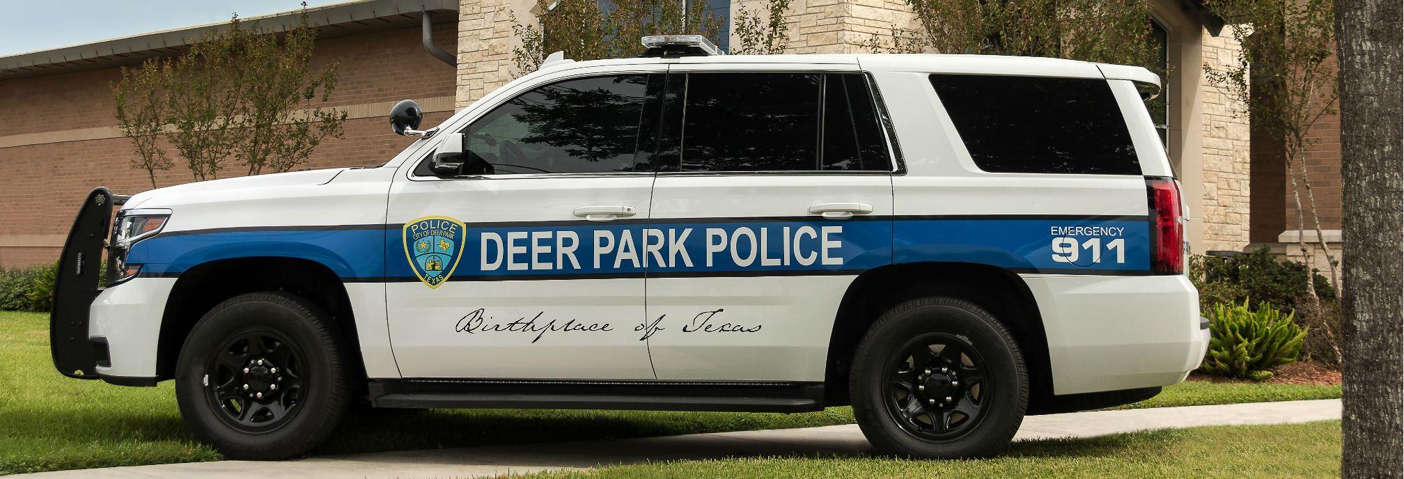 Police   Deer Park, TX - Official Website