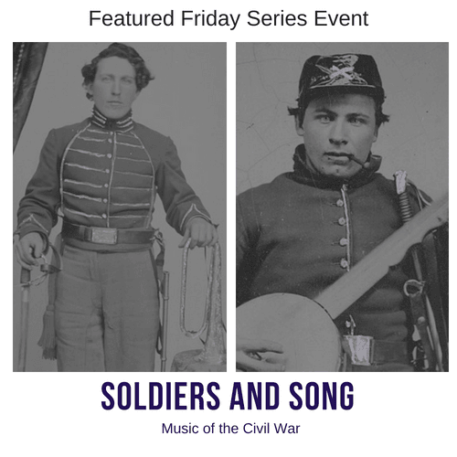 Soldiers and Songs of the Civil War - Web