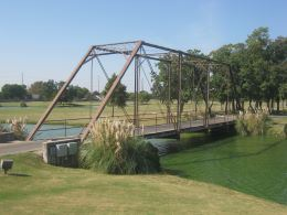 Pratt Truss Bridge