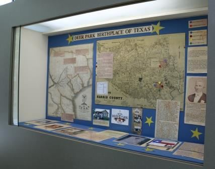 Chambers County Display